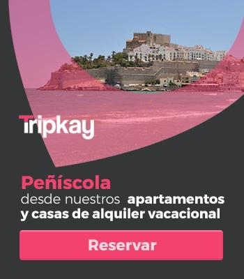 alojamientos en Peñiscola
