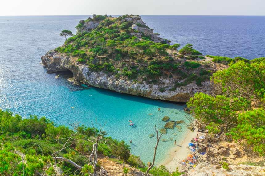 Calo-des-moro-en-Mallorca-islas-Baleares