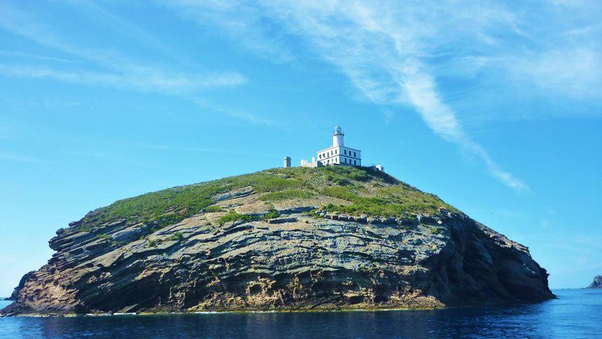 Faro de las Islas Columbretas