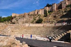castillo-de-gibralfaro-en-Malaga