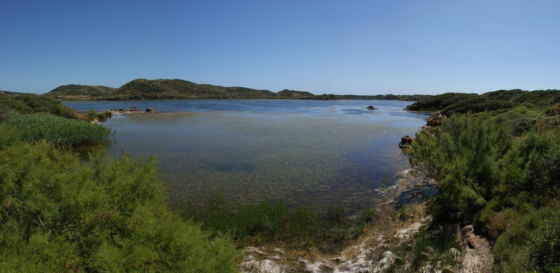 Albufera des Grau -en-Menorca