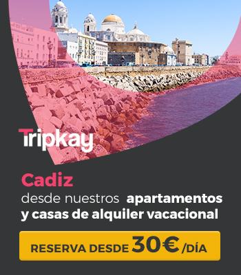 apartamentos en Cadiz
