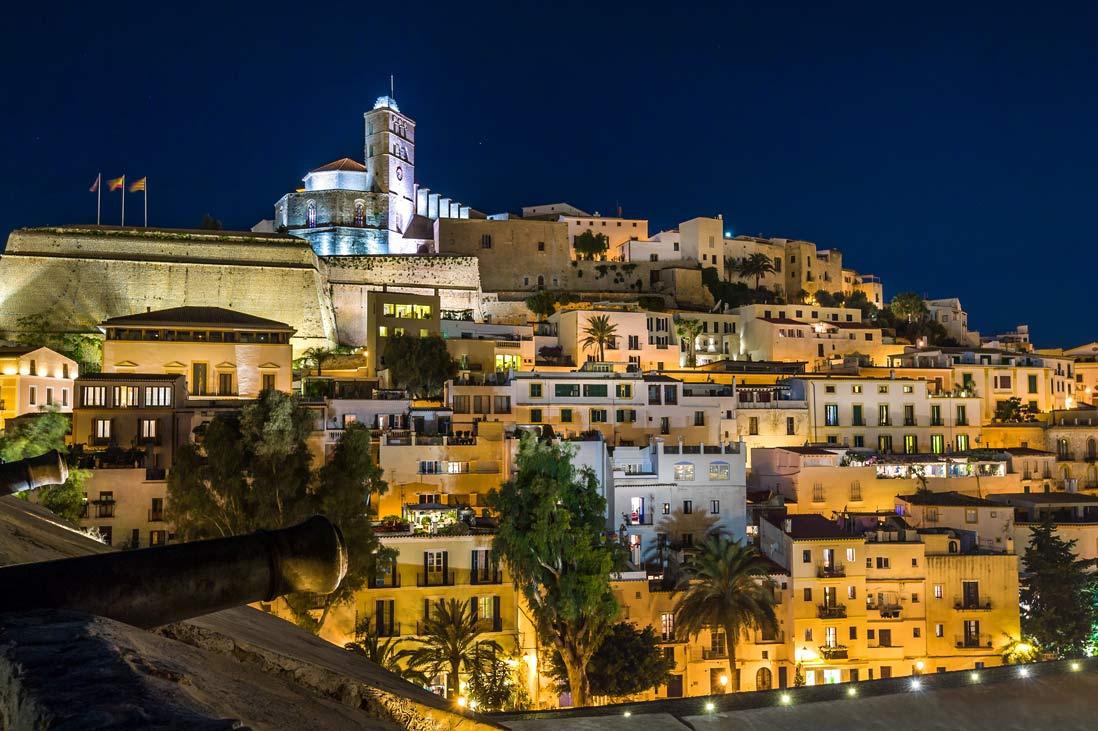 Barrio Dalt Vila Ibiza