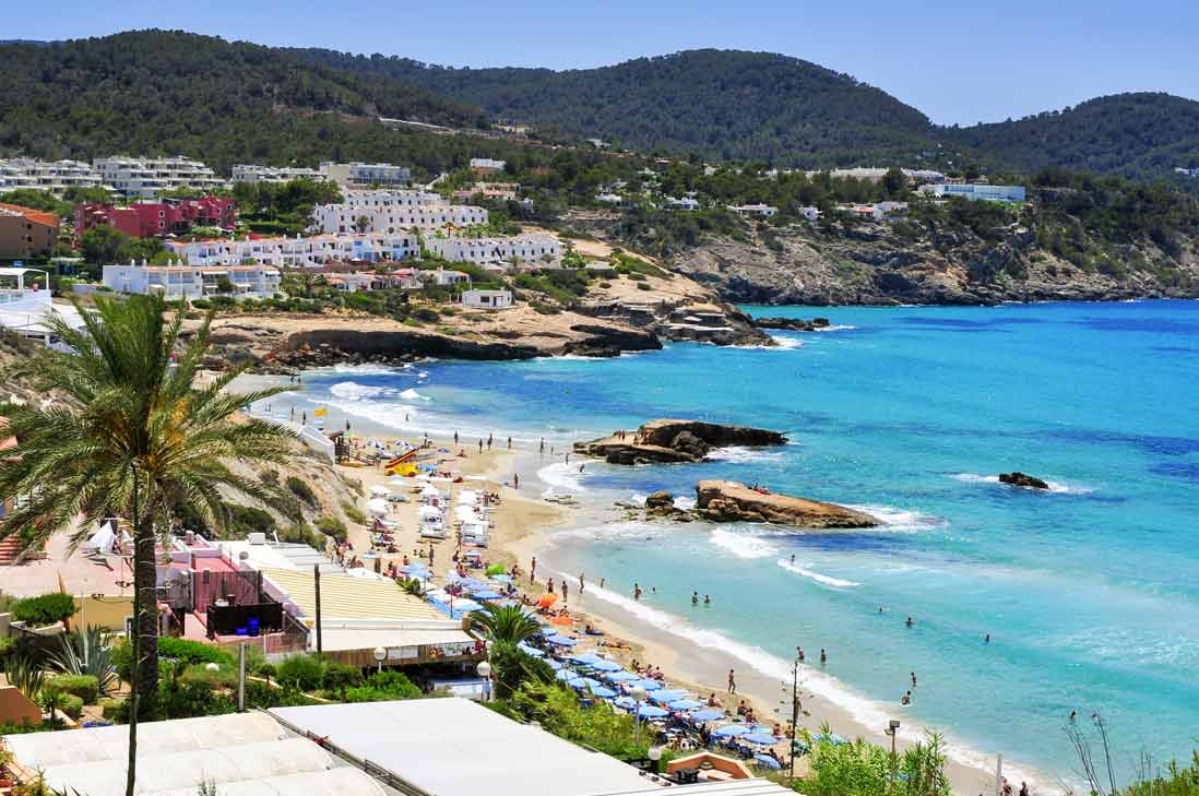 San Josep de la Tarida en Ibiza