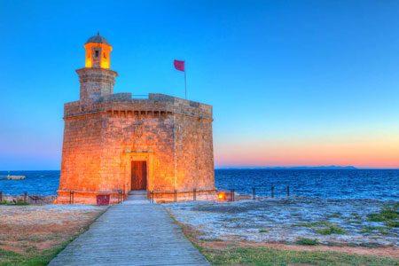 castell de san Nicolau