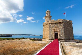 Castell de Nicolau Ciutadella de Menorca