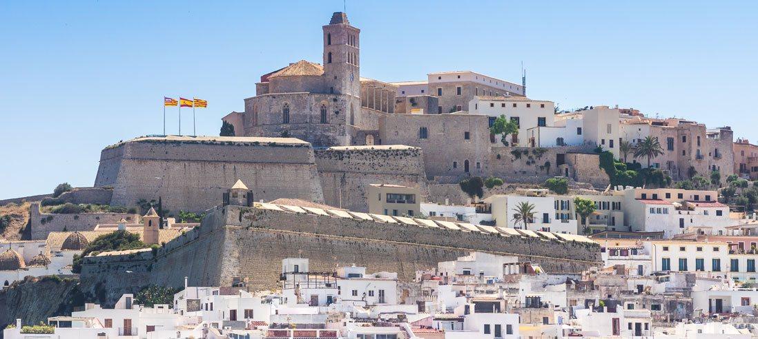 Castillo-Ibiza-ciudad,-Islas-Baleares