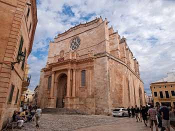 Catedral Ciutadella de Menorca