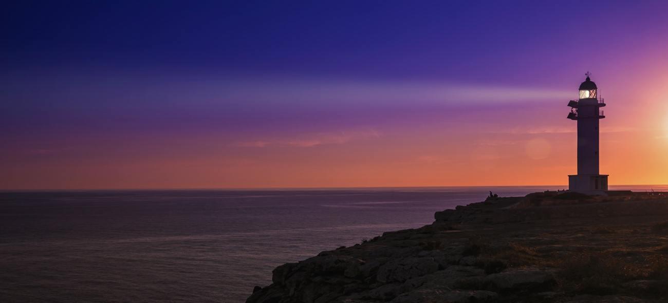 Faro Cap de Babaria Formentera
