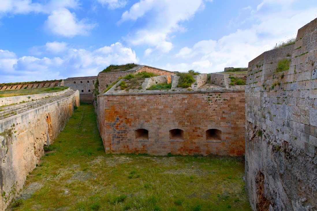 Fortaleza de la Mola -en-Mahon
