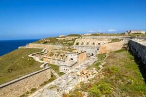 Imprescindibles de Mahón Fortaleza-de-la-Mola-en-Mahon