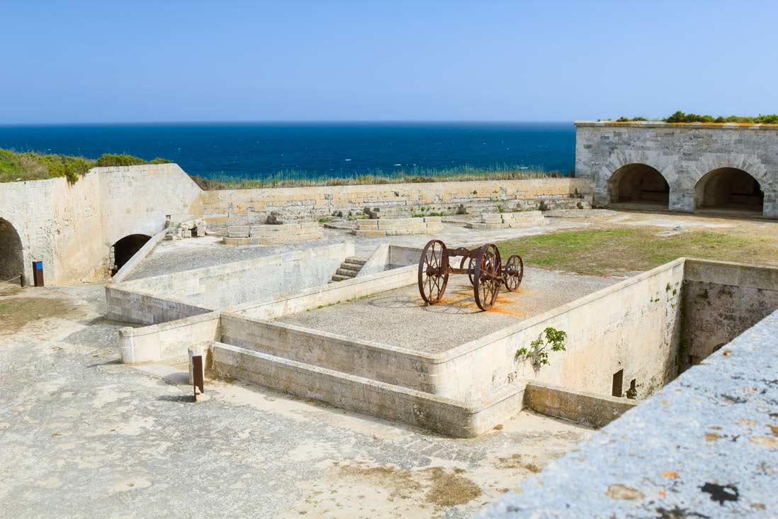 Fortaleza de la Mola -en-Menorca