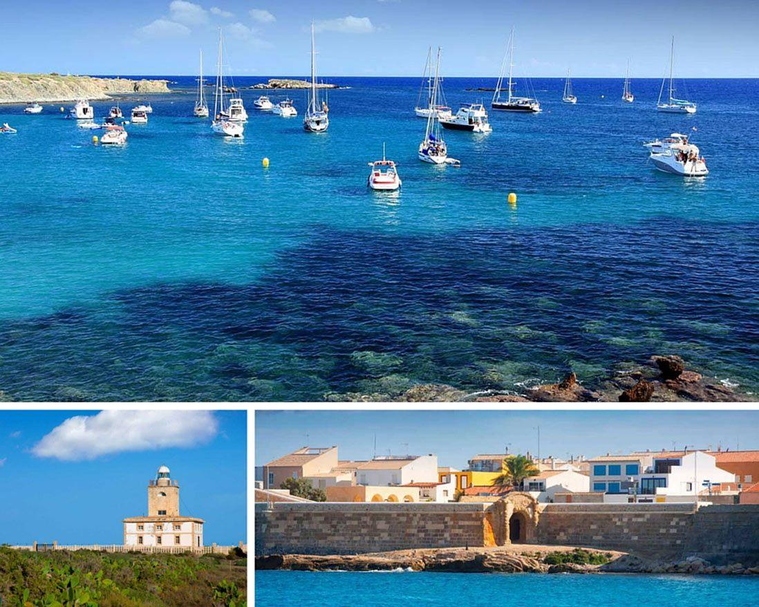 Alicante qu visita gu a de la costa blanca tripkay - Residencial isla tabarca ...
