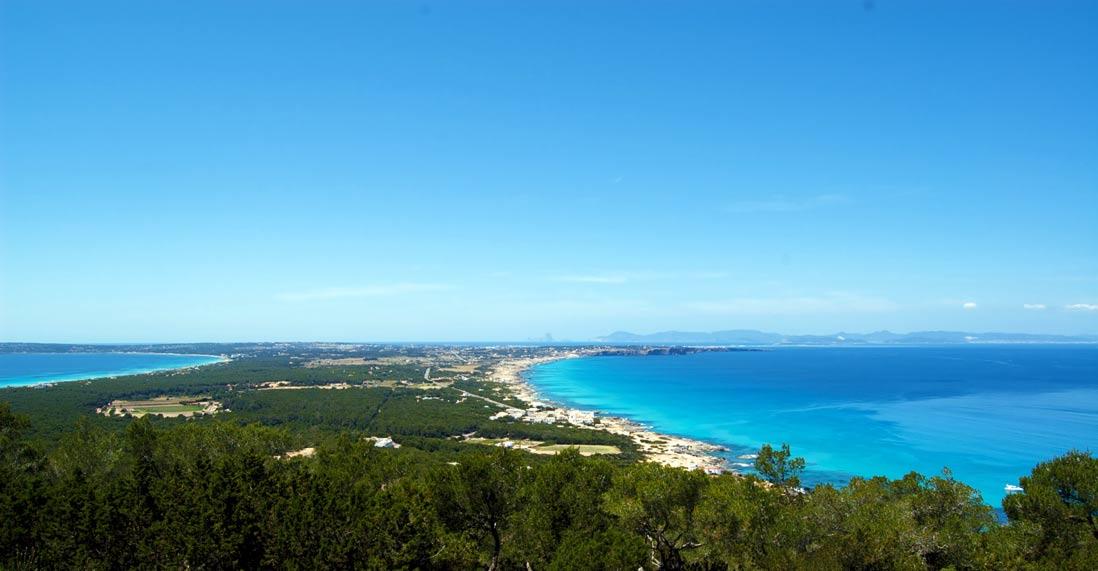 Mirador Formentera