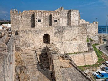 Castillo de San Sebastian, Cadiz