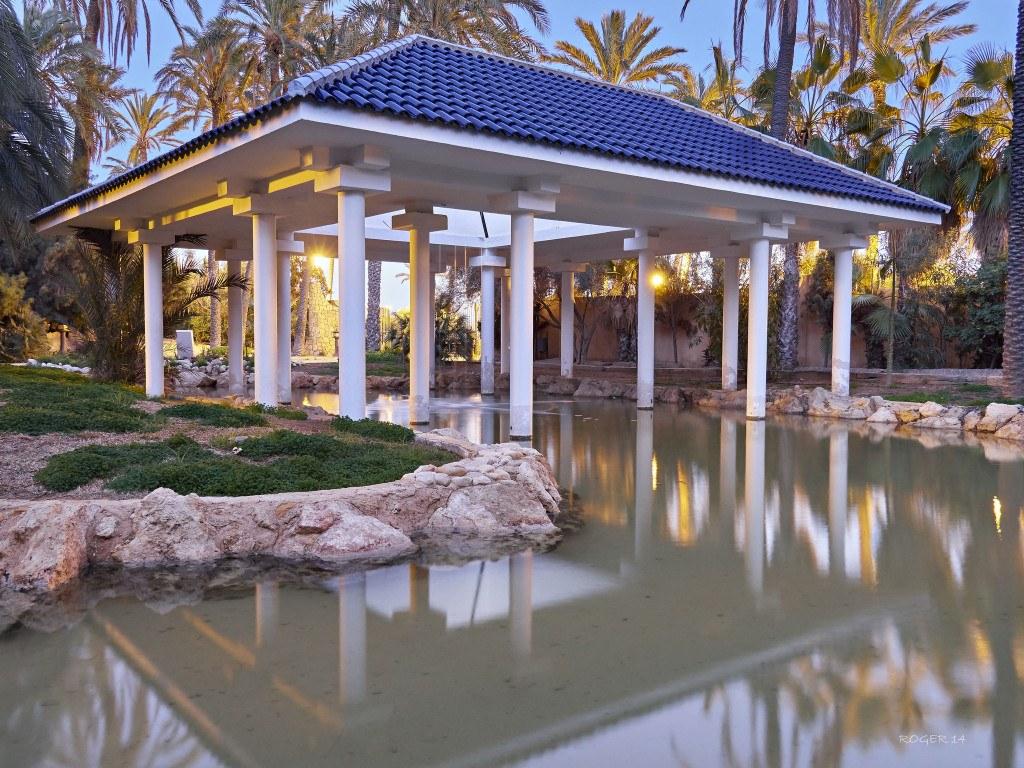 Imprescindibles de Alicante Parque Palmeral de Alicante