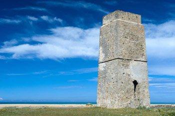 playa castinovo en Conil de la Frontera
