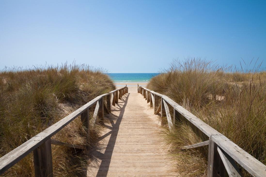 Playa El Palmar de Vejer, vejer de la Frontera