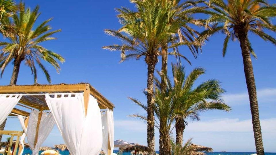Playa den Bossa, Ibiza