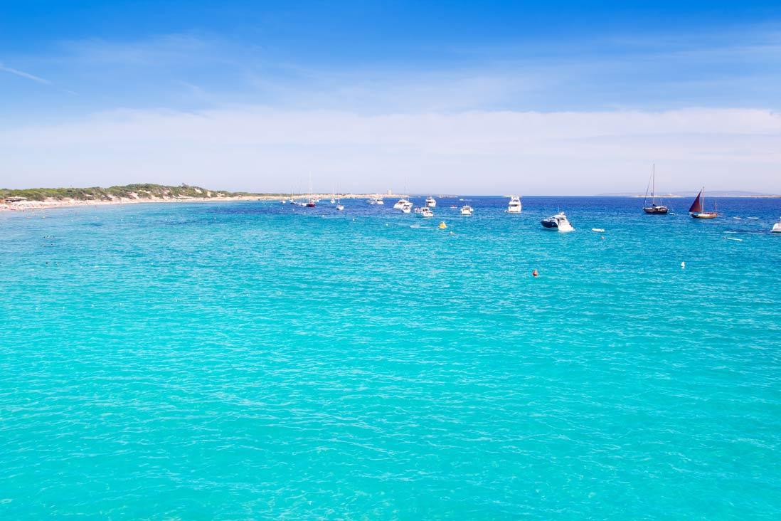 Playa-ses-salines-Sant-Josep