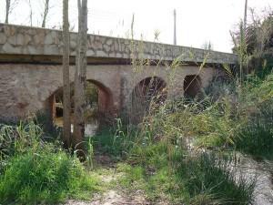 Imprescindibles de Santa Eulalia Puente sobre el río Santa Eulalia