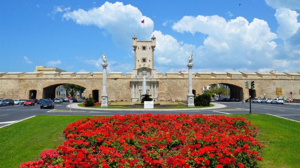 Puerta de Tierra, Cadiz