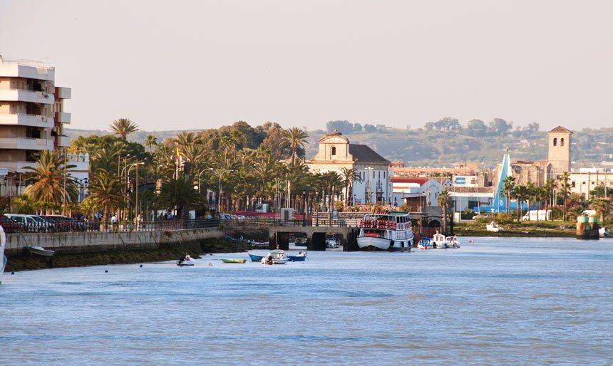 puerto de santa maria en Andalucia