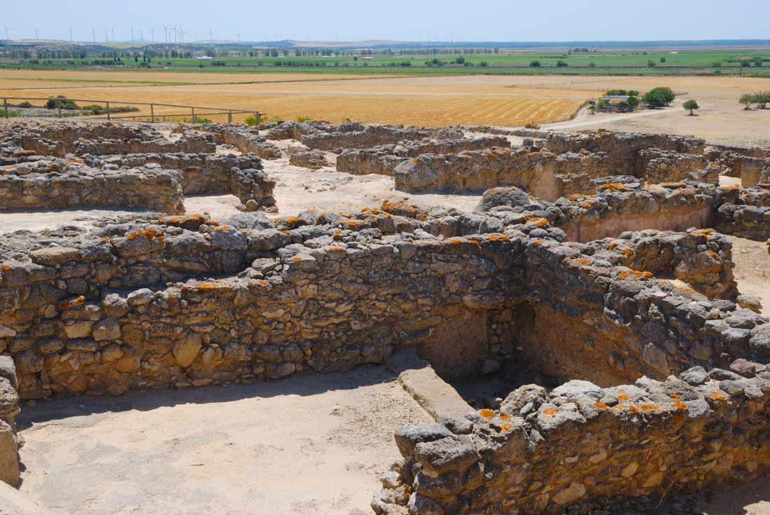 Ruinas-de-Doña-Blanca,-Puerto-de-Santa-Maria,-Andalucia