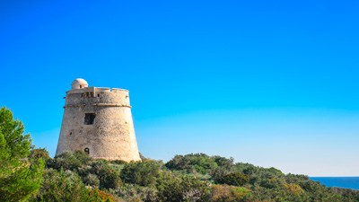 Torre ses portes Sant Josep de Sa Talia