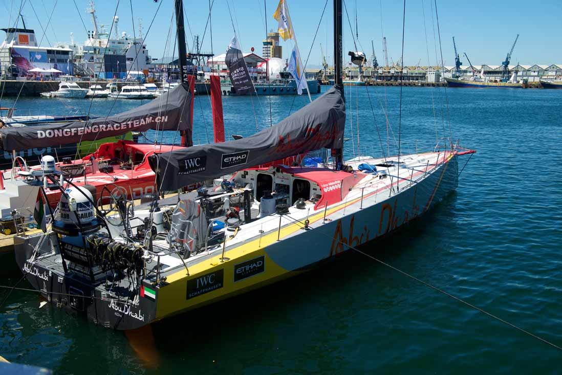 Imprescindibles de Alicante Volvo ocean race en Alicante