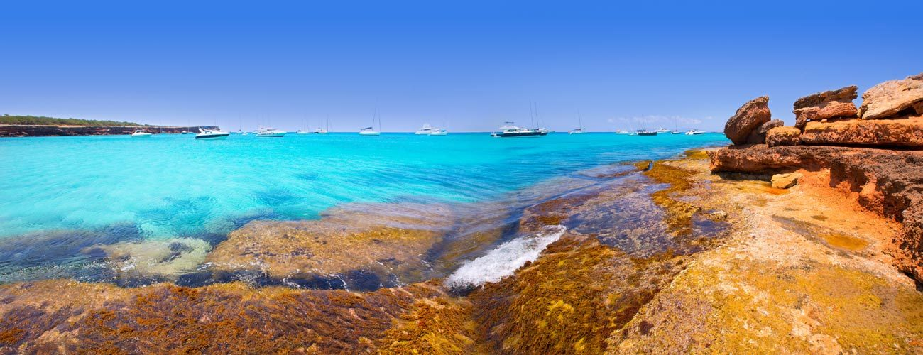 Playa Saona Formentera