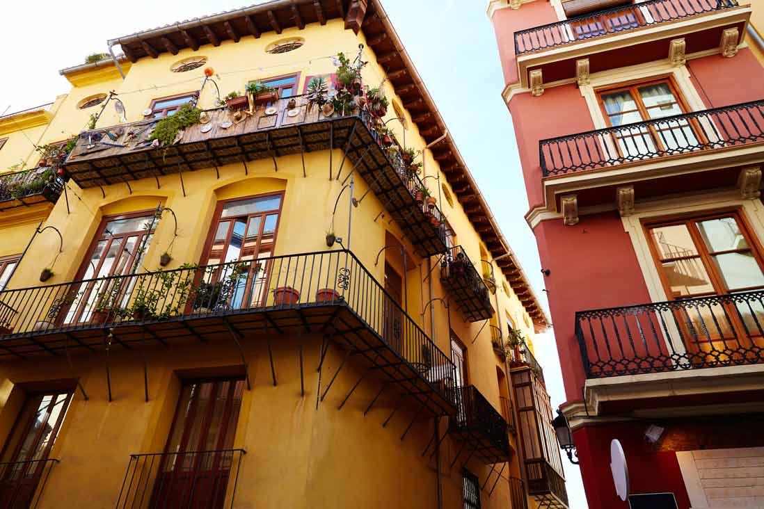 Resultado de imagen de barrio del carmen valencia