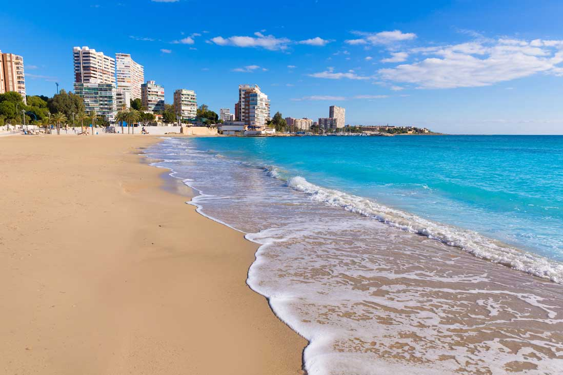 San juan beach best things to do in alicante tripkay guide - Puerto rico spain weather ...