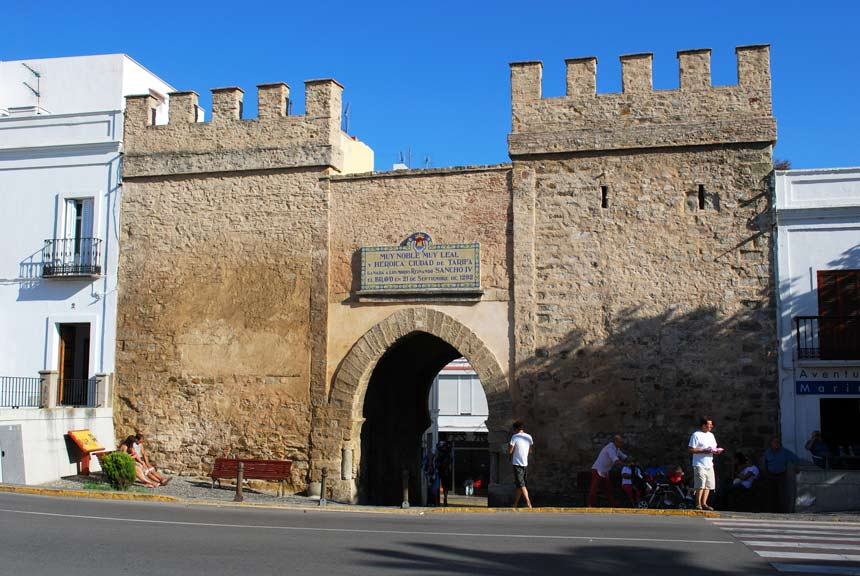 puerta de Jerez en Tarifa