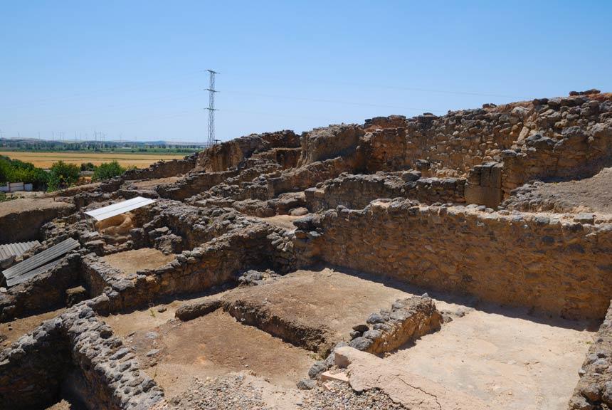 yacimiento arqueologico de Doña Blanca en Puerto de Santa Maria