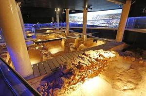 Imprescindibles de Cádiz Interior del Yacimiento arqueológico Gadir