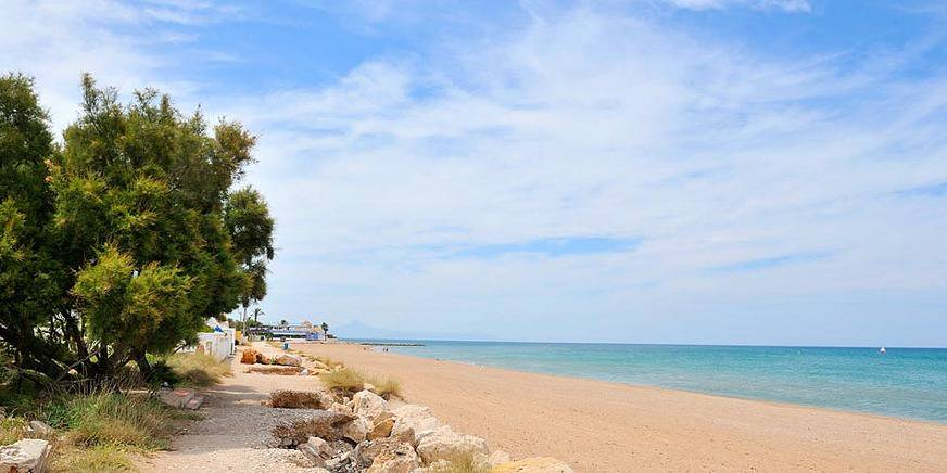 Playa de l'Almadrava Denia