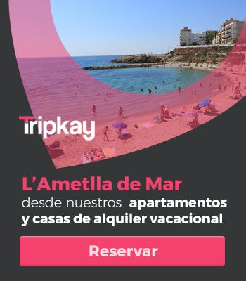 apartamentos en Ametlla de Mar