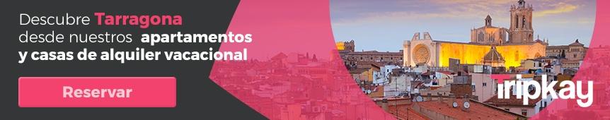 alquiler de apartamentos vacacionales en Tarragona