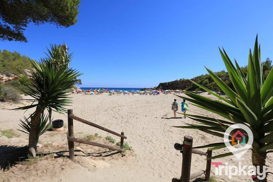 Cala Forn, Ametlla de Mar, Costa Dorada