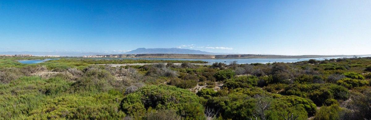parque natural de punta Entinas de Almeria