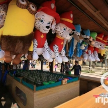 juegos infantiles en Far West PortAventura