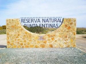 Portal_Reserva_Punta_Entinas-en-Almeria-RED Imprescindibles de Roquetas de Mar