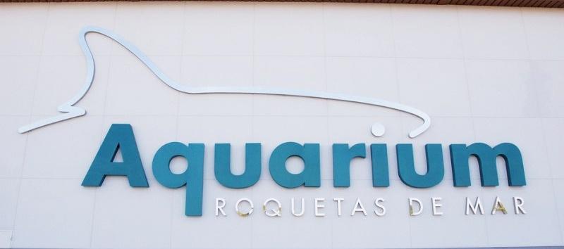 Aquarium de Roquetas de Mar en Almeria