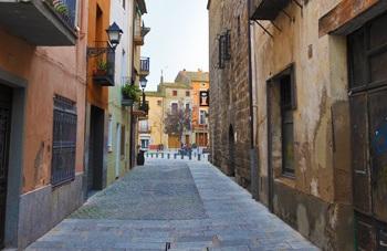 museo curia prision Casco antiguo de Castelló d'Empúries calles Costa Brava