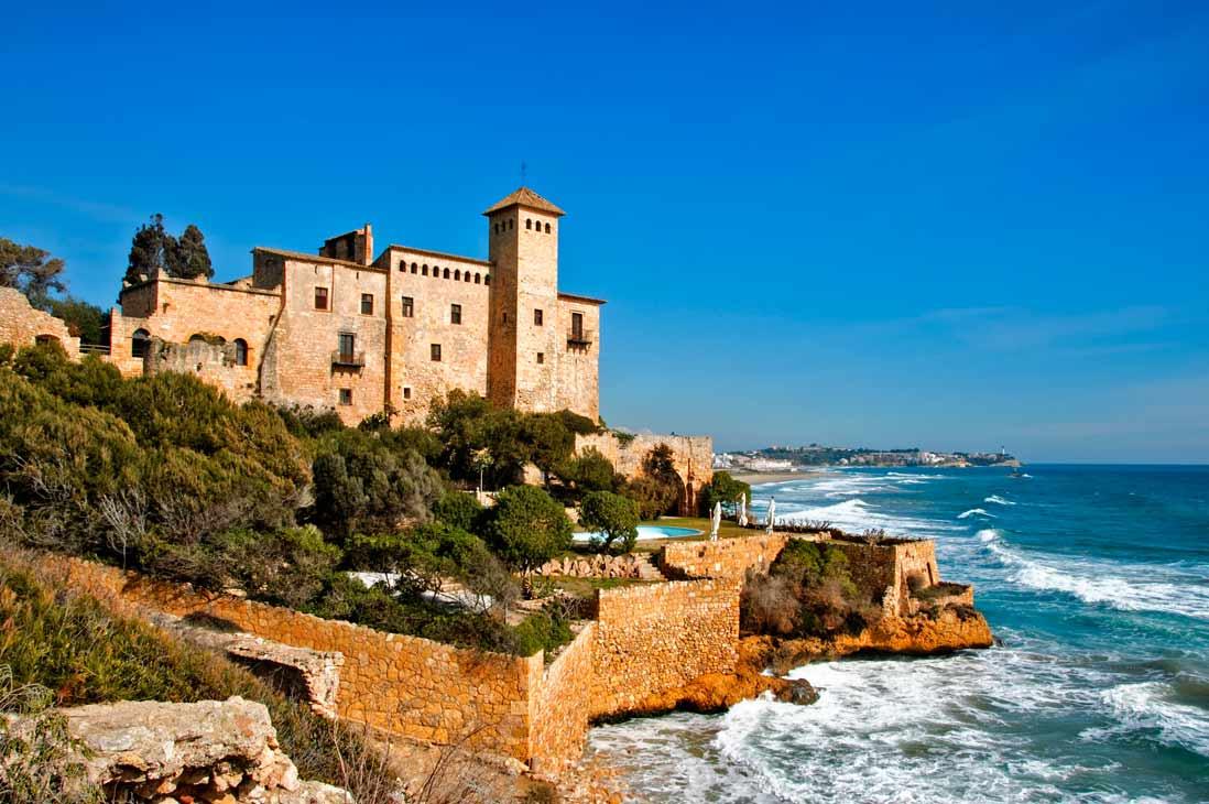 Imprescindibles de Tarragona castell de Tamarit