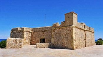 Playa Sant Jordi en Ametlla de Mar