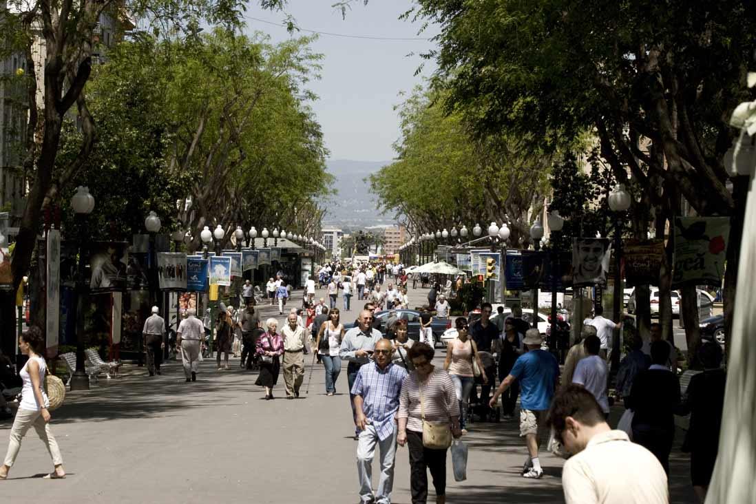Compras en Tarragona rambla nova