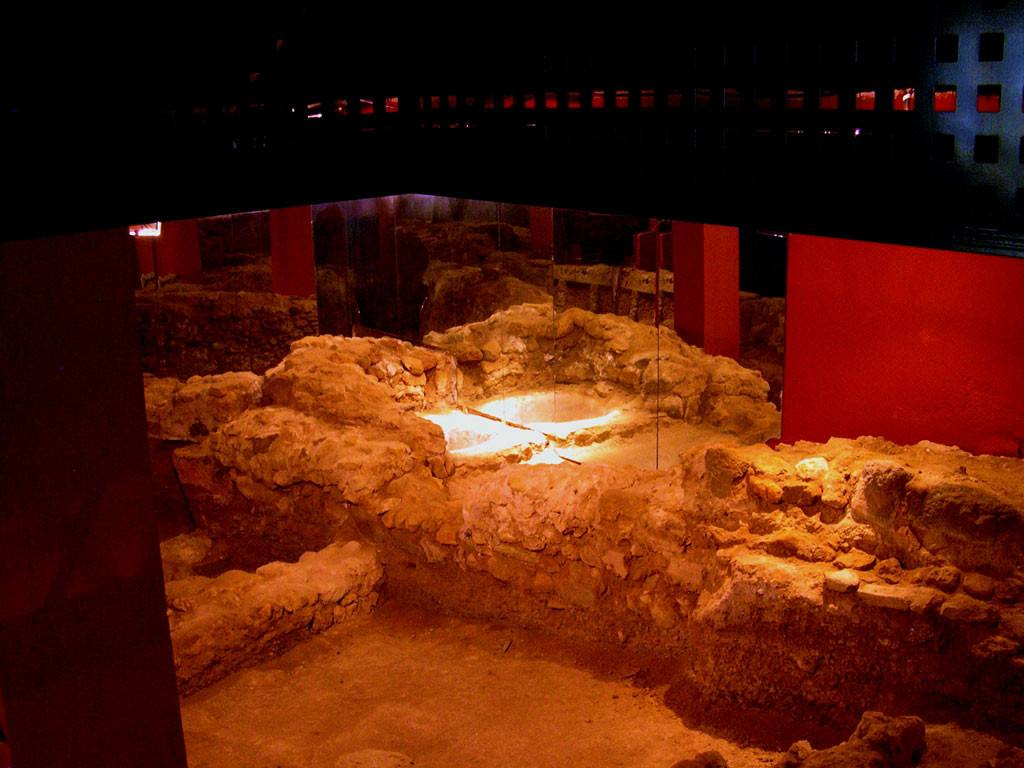 Imprescindibles de Mazarrón factoria de salazon romana en mazarron