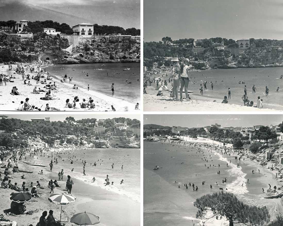 fotos antiguas de Porto Cristo